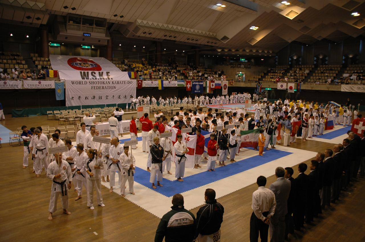 TOKYO - 2009 - Compétition