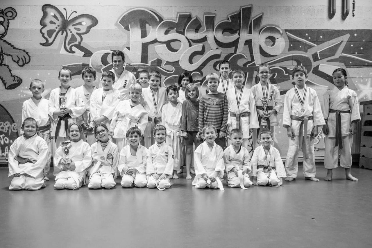Dojo - Cours Junior