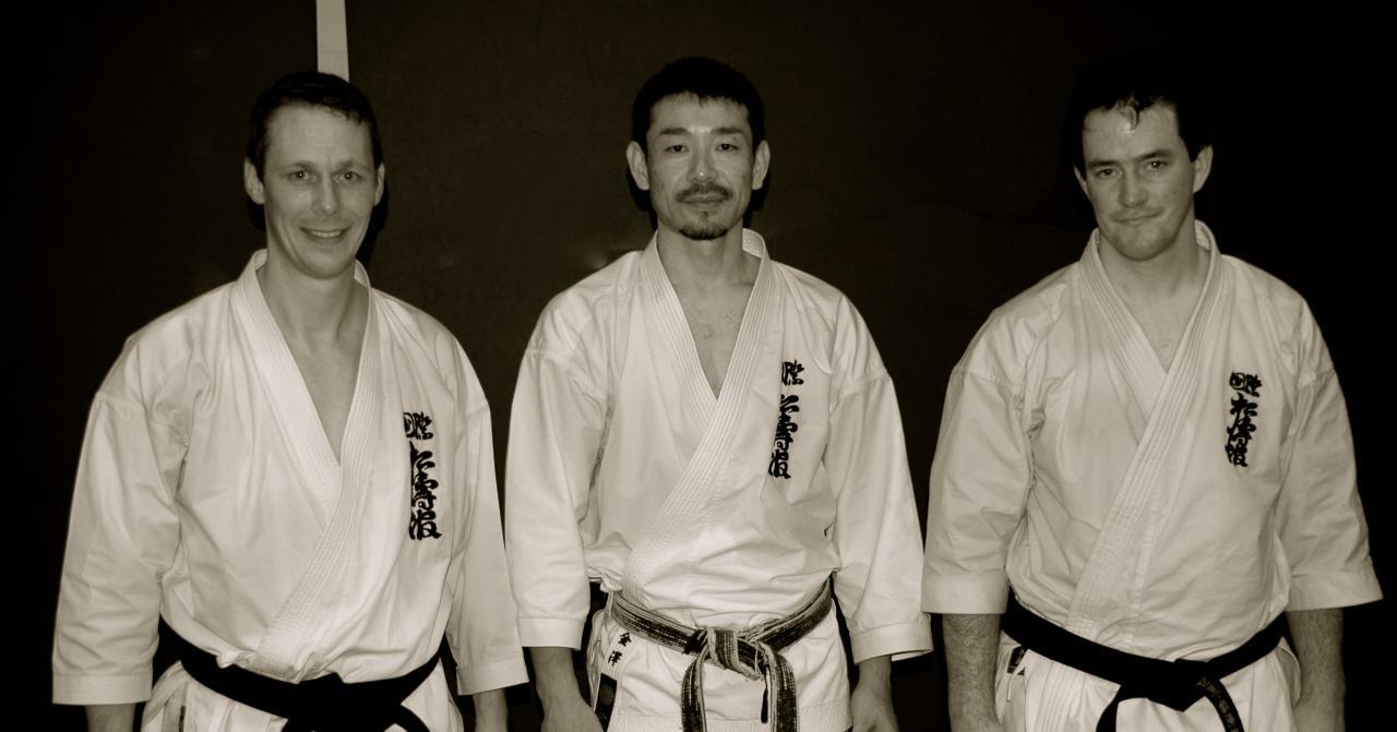 Training Kancho Kanazawa 10/2013
