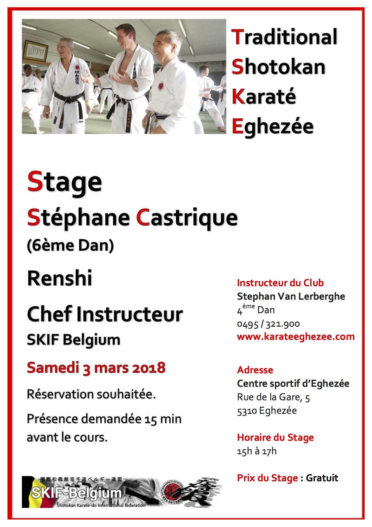 Tsk eghezee 2018 cours ste phane castrique 03 03 2018